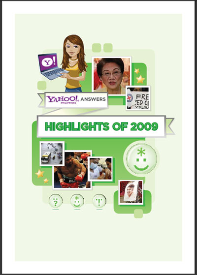 Answers Book 2009